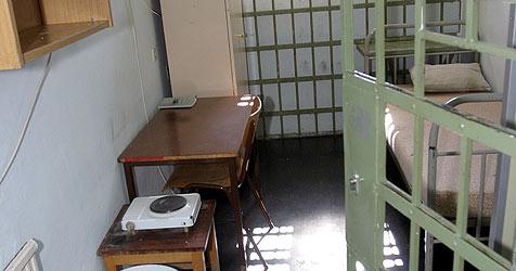 Mordverdächtiger bringt sich im Gefängnis um (Bild: Peter Tomschi)