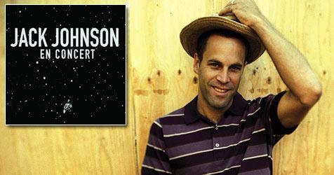 """Wie""""s Papa gerne mag: Live-CD/DVD von Jack Johnson"""