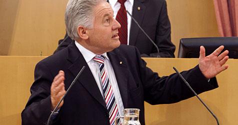 Landeshauptmann schnürt dickes Reformpaket (Bild: APA/Rubra)