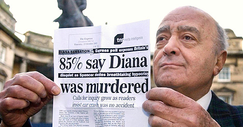 Französischer Staat muss Mohamed Al Fayed entschädigen
