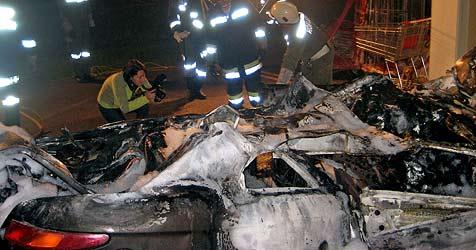 Junger Mann verbrennt bei tragischem Unfall (Bild: APA/FF Ottensheim)