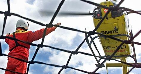 43-jähriger Radler bei Crash im Bezirk Scheibbs verletzt (Bild: APA/SCHNEIDER Harald)