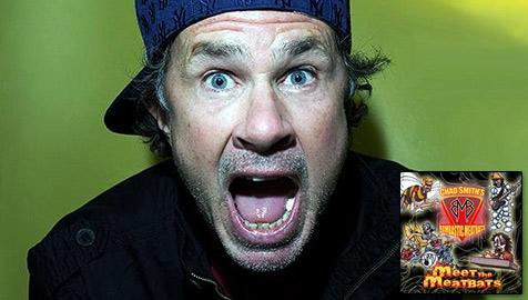 "Chad Smith rockt fremd, obwohl""s die Frau verboten hat (Bild: Bombastic Meatbats/Tina Korhonen)"