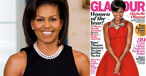 Michelle Obama posiert erneut als Cover-Model