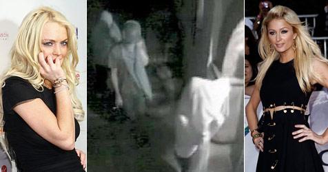 Teenager-Bande brach bei Lindsay, Paris & Co. ein