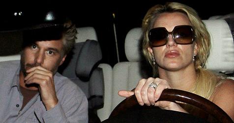 Britney Spears will mit Jason Trawick 3.  Eheversuch wagen (Bild: Viennreport)