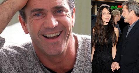 Schauspieler Mel Gibson ist zum achten Mal Vater