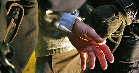 35-Jähriger nach drei Einbrüchen in Geschäfte in Haft (Bild: apa/Hans Klaus Techt)