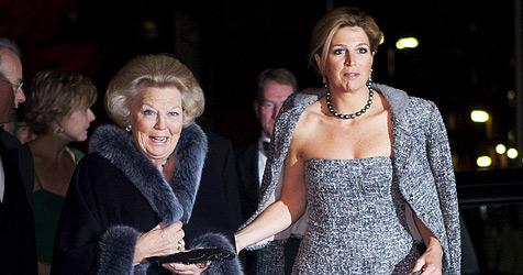 Hollands Royals sind keine Milliardäre mehr
