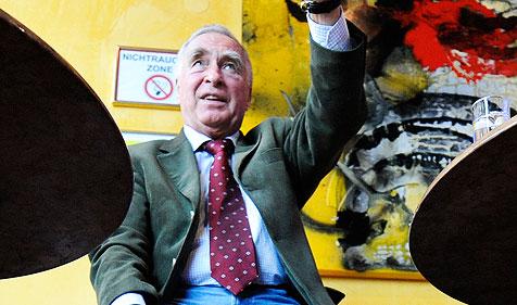 Zampano Gunnar Prokop feiert seinen 70. Geburtstag (Bild: APA/Robert Jäger)