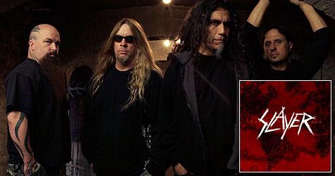 """Mögen""""s blutig: Slayer mit """"World Painted Blood"""""""