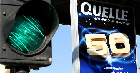 Otto-Versand macht Quelle wieder Hoffnung (Bild: APA/rubra)