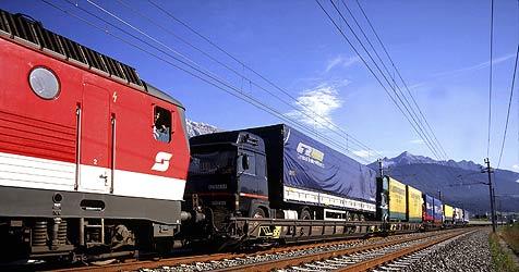 ÖBB wollen neuen Güterbahnhof in Inzersdorf bauen (Bild: ÖBB)