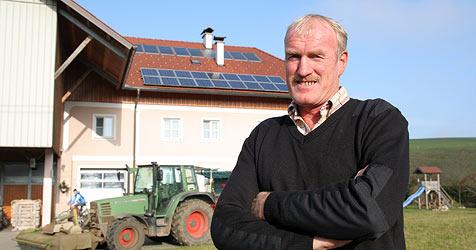 Kuriose Vorfälle bei der Photovoltaik-Förderung (Bild: Gernot Huemer)