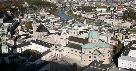 Stadt Salzburg gewinnt Award für Barrierefreiheit (Bild: Andreas Tröster)