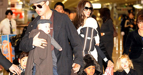 Angelina Jolie will Baby aus Syrien adoptieren