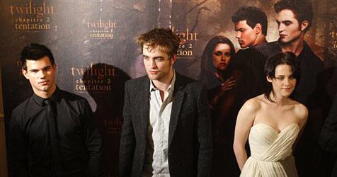 """""""Twilight"""" ist der große Favorit bei Publikumspreisen"""