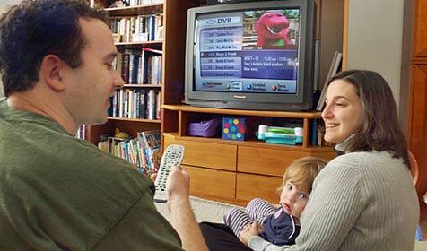US-Bürger sehen täglich fast fünf Stunden fern