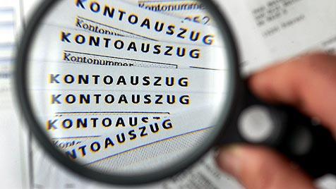 Grazer Bank schlittert in �ble Datenschutz-Aff�re (Bild: dpa/dpa-Zentralbild/Z1003 Jens B�ttner)