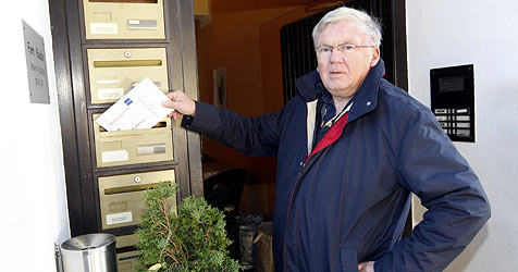 Grippewelle bei der Post - Briefkästen bleiben Tage leer (Bild: Markus Tschepp)