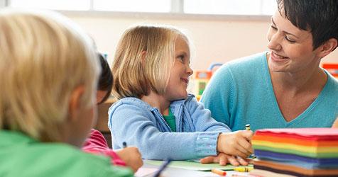 "Kreativität fördern bei Kindern - so geht""s (Bild: © [2009] JupiterImages Corporation)"
