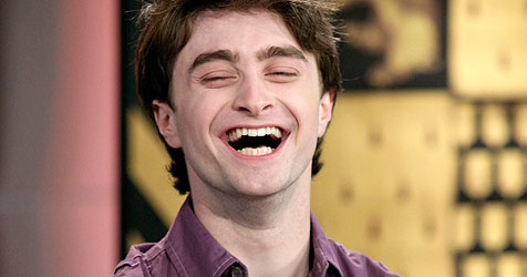 """Harry Potter""  Dan Radcliffe angeblich mit Joint erwischt"