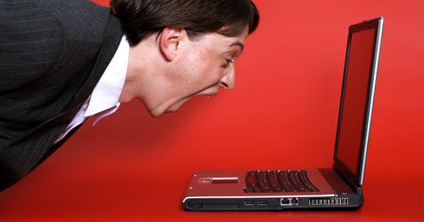 Wenn Produkte auch den letzten Nerv töten (Bild: © [2009] JupiterImages Corporation)