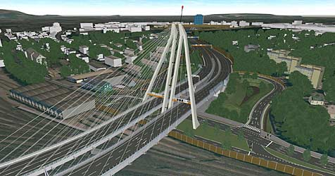 Ministerin lässt Pläne für Linzer Westring neu prüfen (Bild: Land OÖ.)