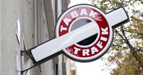 Gauner sucht Trafik in Taxach heim - 4.000 Euro Schaden (Bild: Andreas Graf)