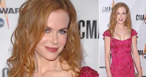 """Nicole Kidman freut sich: """"Endlich habe ich Brüste!"""""""