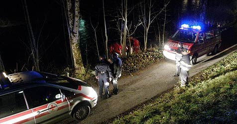 51-Jährige verwirrt und unterkühlt aufgefunden (Bild: FF Bad Ischl)