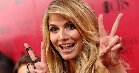 Supermodel Heidi Klum trägt jetzt Seals Nachnamen