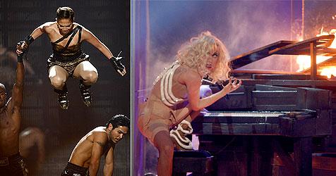 Jennifer Lopez fällt bei den AMAs auf ihren J.Po!