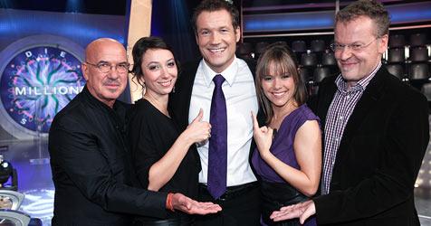 Millionenshow: Bist du schlauer als die Promis? (Bild: ORF/Milenko Badzic)