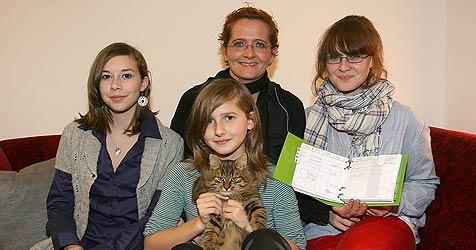Gestresste Mutter gestaltet Kalender speziell für Familien (Bild: Andreas TRöster)