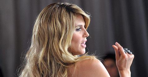 Für Heidi Klum kommt Fremdflirten nicht in die Tüte