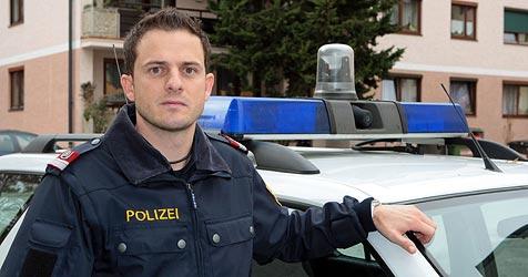 Polizist trifft Dieb in Bäckerei wieder - an  Augen erkannt (Bild: Andreas Kreuzhuber)