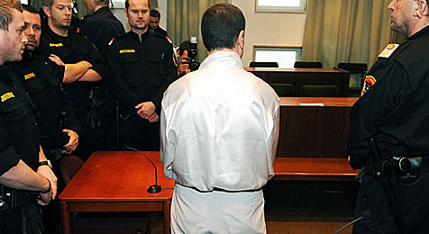 Entscheidung über Strafhöhe wird am 15. Februar gefällt (Bild: APA-FOTO: HERBERT PFARRHOFER)
