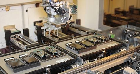 Infineon und Nokia arbeiten an Chip-Plattform (Bild: Nokia)