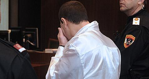 Bulgarischer Angeklagter fasst lebenslänglich aus (Bild: APA-FOTO: HERBERT PFARRHOFER)