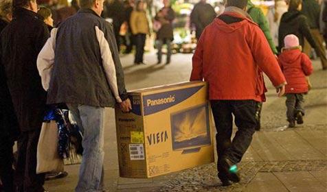 Salzburger Handel zeigt sich mit dem Treiben zufrieden