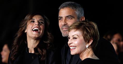 George Clooney stellt Freundin seiner Mutter vor