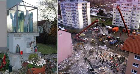 Katastrophe von Wilhelmsburg jährte sich zum 10. Mal (Bild: APA/ERNST WEISS)
