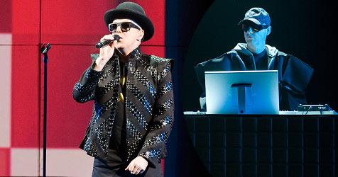Dauerbrenner Pet Shop Boys gastierten in Wien (Bild: Andreas Graf)