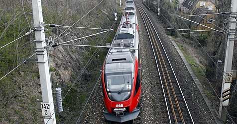 In Niederösterreich droht Kahlschlag bei Nebenbahnen (Bild: Klaus Kreuzer)