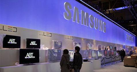 Samsung verklagt Sharp wegen Patentverletzung