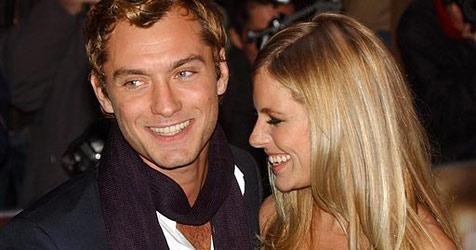 Sienna Miller und Jude Law wieder zusammen?