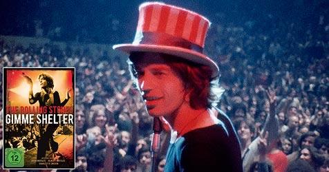 Stones-Tour 1969: Ende aller Hippie-Träume als Film (Bild: Warner Bros Entertainment)