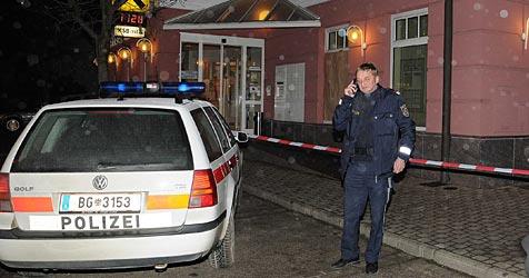 Bankräuber beschuldigen Wachmann (Bild: APA/Stringer)
