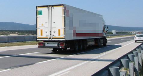 Lkw-Fahrer nach Panne auf der A4 erfasst und getötet (Bild: EUROPPASS LKW-Mautsystem GmbH)